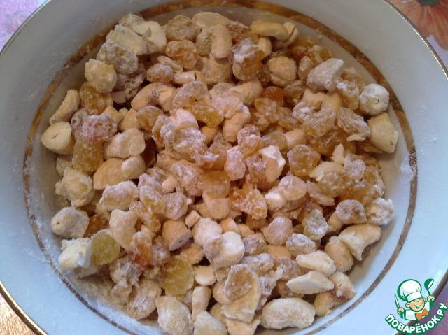 Рецепт кекса с изюмом в духовке в формочках рецепт 59