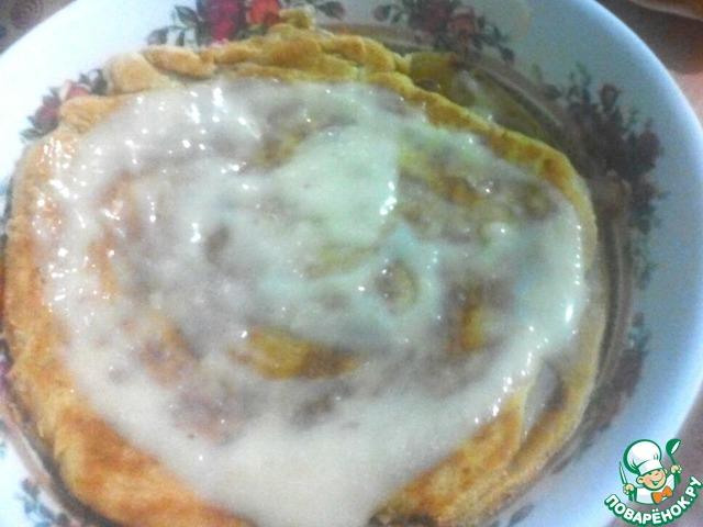 Медовик на сковороде рецепт с пошаговым фото