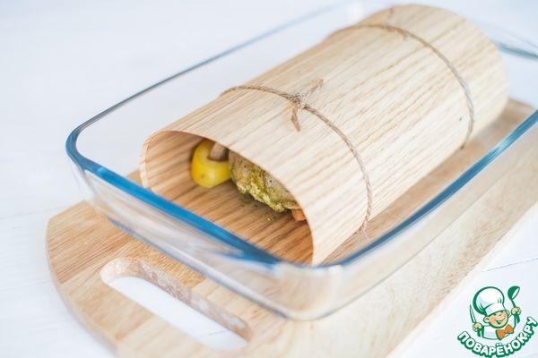 Куриная грудка с беконом и овощами вкусный рецепт приготовления с фотографиями пошагово как приготовить #4