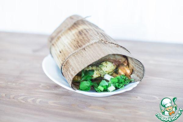 Куриная грудка с беконом и овощами вкусный рецепт приготовления с фотографиями пошагово как приготовить #5