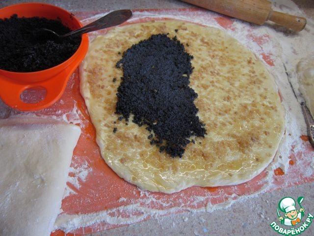 Как приготовить Маковый рулет рецепт приготовления с фото пошагово #4