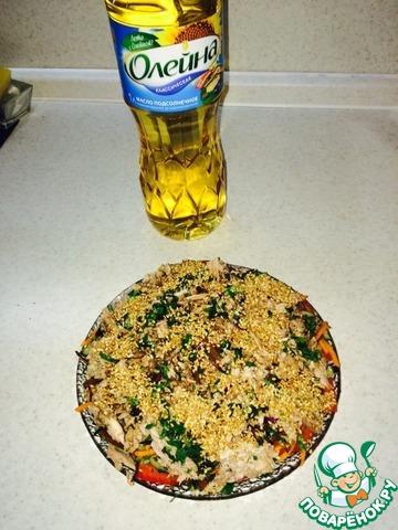 тунец рецепты приготовления с кунжутом