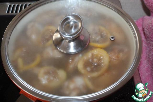 курица с устричным соусом рецепт