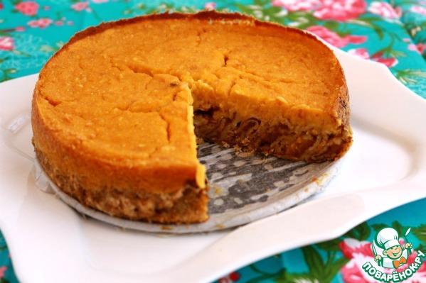 Вкусный блинный торт пошагово с фото