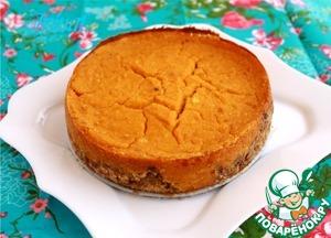 Готовим Тыквенный блинный торт вкусный пошаговый рецепт с фотографиями