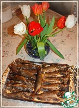 Окуни копченые рецепт приготовления с фото пошагово как готовить