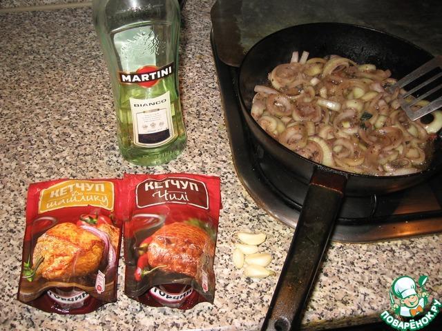 Весенний шашлык вкусный пошаговый рецепт приготовления с фотографиями #13