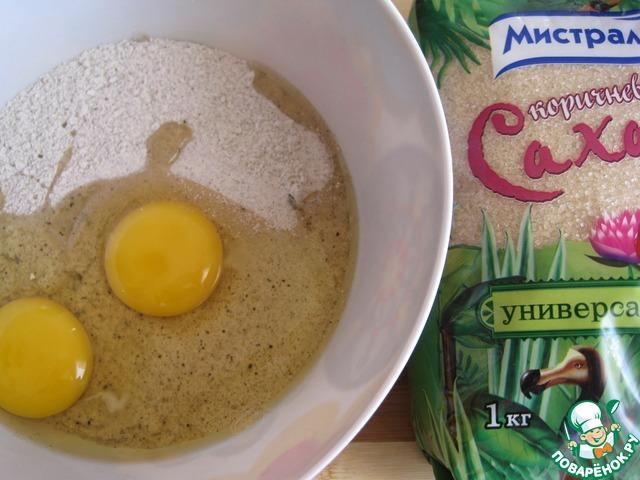 """Как приготовить Вафли """"Бородинские"""" с муссом из сельди вкусный рецепт приготовления с фото #3"""