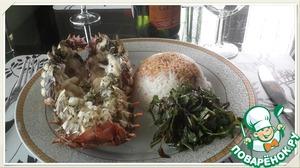 Дары моря-Лангусты рецепт приготовления с фото пошагово готовим