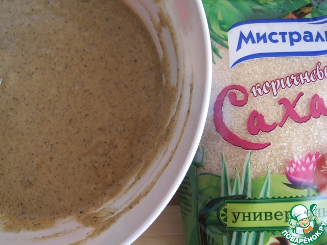 """Как приготовить Вафли """"Бородинские"""" с муссом из сельди вкусный рецепт приготовления с фото #4"""