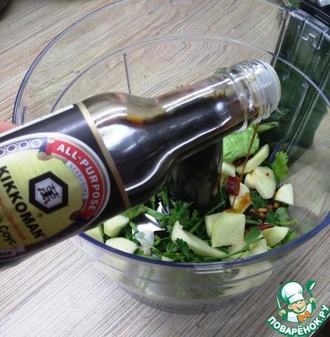 """Спагетти """"Весенние"""" вкусный рецепт с фото пошагово как готовить #4"""
