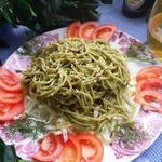 "Спагетти ""Весенние"""