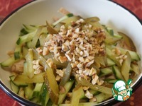 Блинный салат ингредиенты