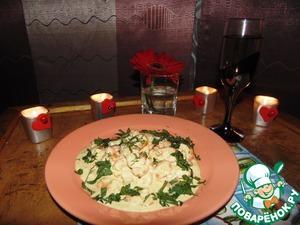 Креветки в сливочно-чесночном соусе вкусный рецепт приготовления с фото пошагово готовим