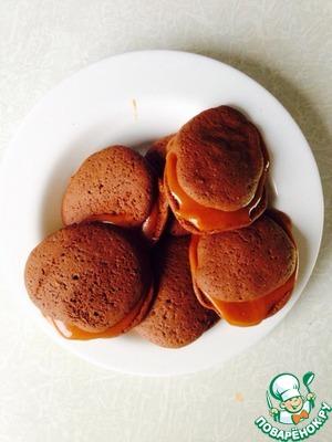 Рецепт Вупи пай пирожное