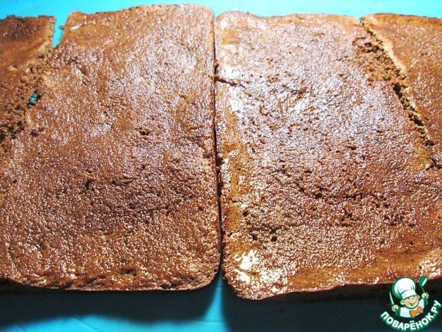 """Готовим рецепт с фото Десерт """"Шоколадный жареный крем"""" #11"""
