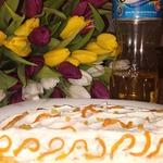 "Торт морковный ""Весенний"""