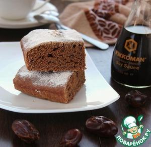 Готовим Бананово-кофейный пирог с финиками рецепт с фотографиями пошагово
