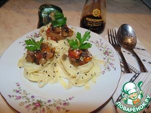 Как готовить Овощное рагу в гнёздах вкусный пошаговый рецепт приготовления с фотографиями на Новый Год