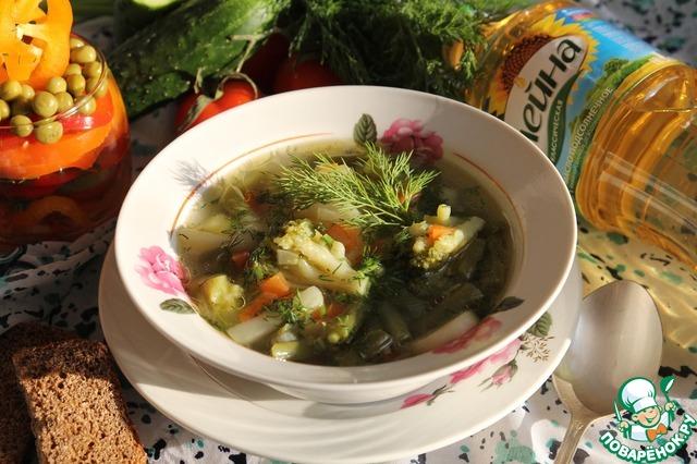 Зеленый суп с индейкой простой рецепт приготовления с фотографиями как готовить #10