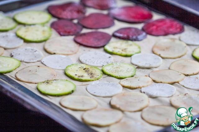 Диетическая рыба и чипсы простой рецепт приготовления с фото пошагово готовим #4