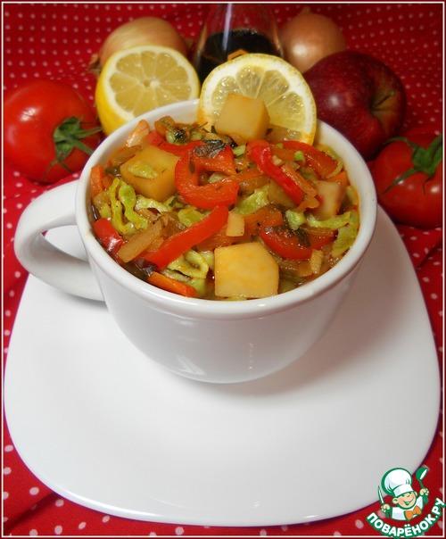 Лапша из зеленого горошка с овощами простой рецепт с фотографиями пошагово как приготовить #20