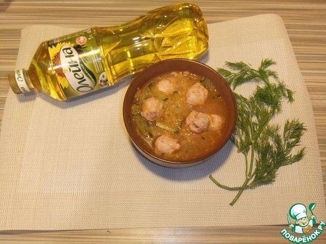 """Как приготовить Суп """"Двойная радость"""" простой рецепт приготовления с фото #13"""