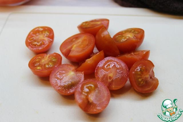 Салат с куриной печенью и грейпфрутом простой рецепт с фото пошагово #3