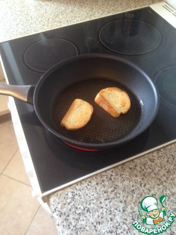 """Яичные гнезда """"Курочка Ряба"""" простой рецепт приготовления с фото пошагово готовим #1"""