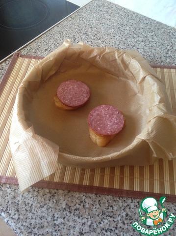 """Яичные гнезда """"Курочка Ряба"""" простой рецепт приготовления с фото пошагово готовим #2"""