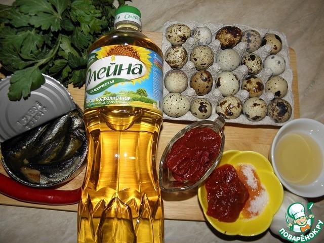 """Закуска из яиц """"Частый гость"""" простой рецепт приготовления с фото пошагово как готовить #1"""