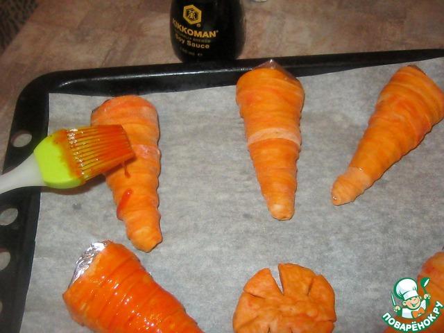 """Как приготовить Закуска """"Сюрприз"""" простой пошаговый рецепт приготовления с фотографиями #5"""