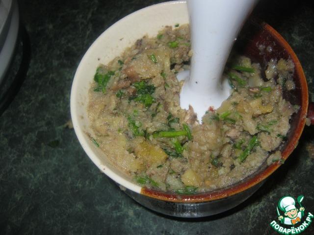 """Как приготовить Закуска """"Сюрприз"""" простой пошаговый рецепт приготовления с фотографиями #9"""