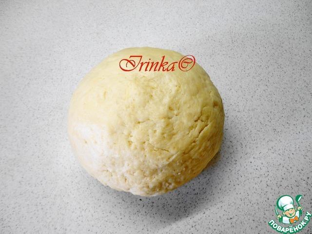 """Как готовить Сырное печенье """"Арабеска"""" домашний рецепт приготовления с фотографиями пошагово #5"""