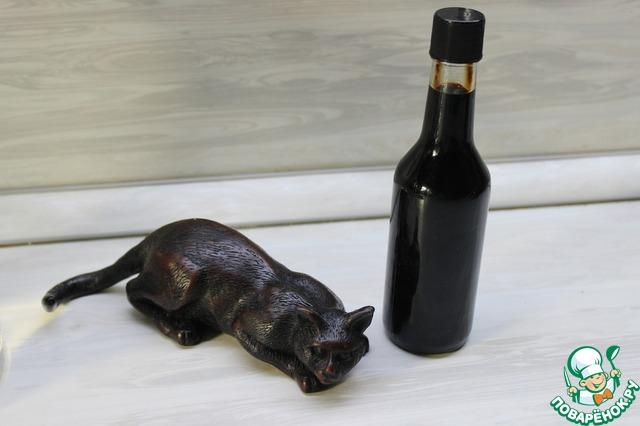 Готовим Бальзамический соус пошаговый рецепт приготовления с фотографиями #5
