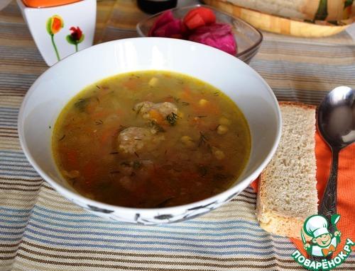 Как готовить Полбяной суп с картофельными клецками вкусный рецепт приготовления с фото #10
