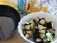Баклажаны, жаренные с хлебными крошками ингредиенты