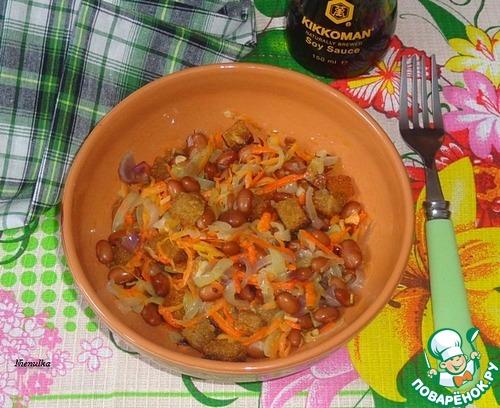 Ржаные чесночные гренки рецепт