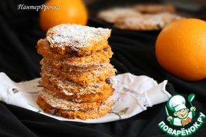 Готовим Морковное печенье