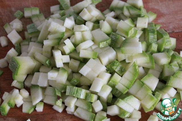Картофельные тарталетки с овощами рецепт с фото #5