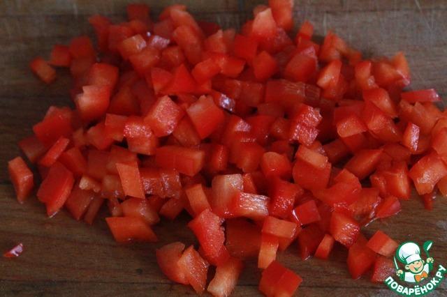 Картофельные тарталетки с овощами рецепт с фото #6