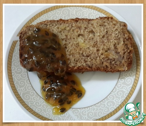 Бюджетный банановый хлеб простой рецепт с фото пошагово #7