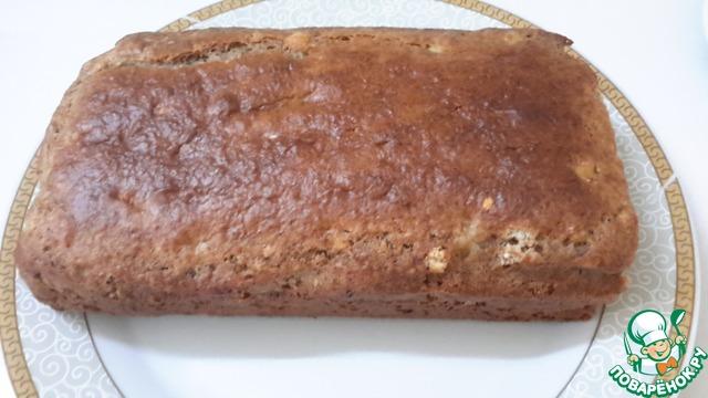 Бюджетный банановый хлеб простой рецепт с фото пошагово #6