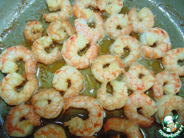 Бурый рис с имбирными креветками простой рецепт приготовления с фото пошагово как приготовить #11