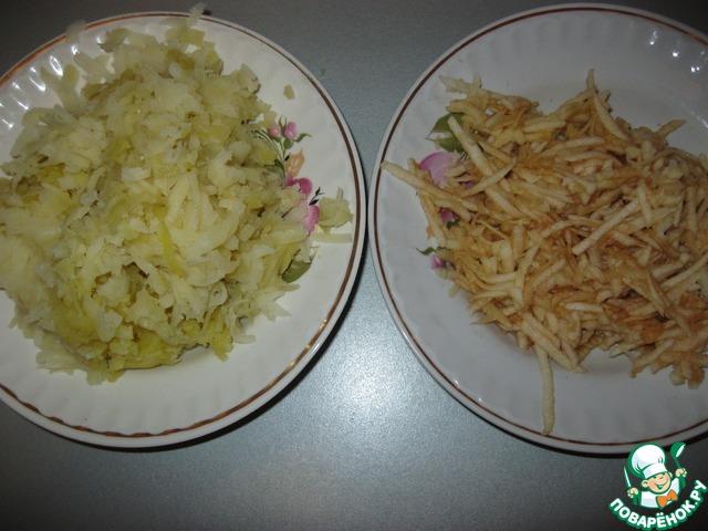 "Салат ""Романтика"" пошаговый рецепт с фото готовим #1"