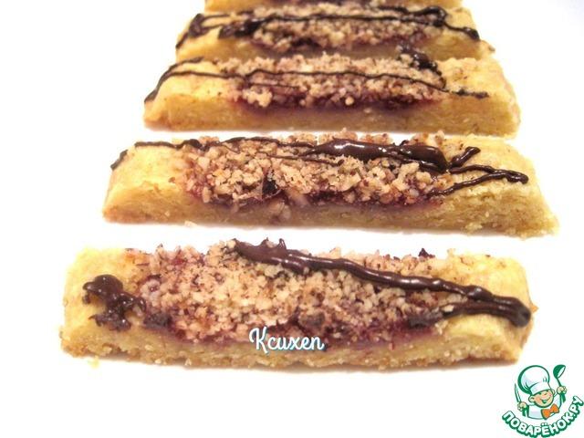 """Шортбред """"Вариации на тему..."""" пошаговый рецепт с фотографиями как готовить #12"""