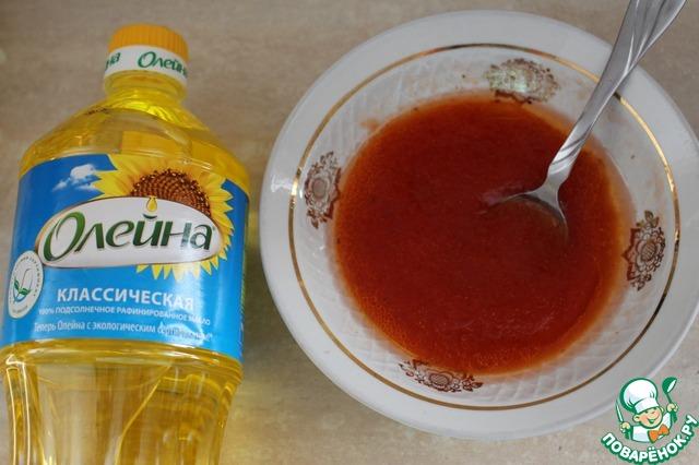 Как готовить Спагетти в пергаменте с овощами домашний рецепт с фотографиями пошагово #3