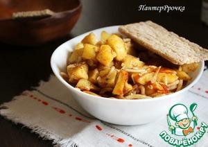 Рецепт Идеальный картофельный салат