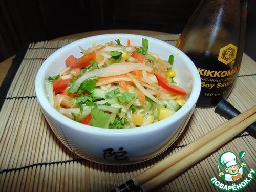 Кисло-сладкий капустный салат вкусный рецепт приготовления с фото пошагово как приготовить #12
