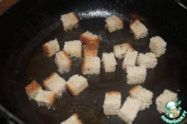Как готовить Грибной сливочный крем-суп домашний рецепт приготовления с фото #6